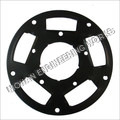 Clutch Plate Five Window