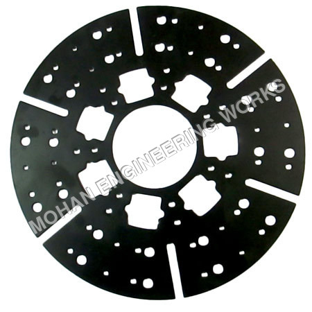 Clutch Plate Sheet Metal Parts