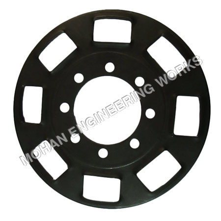 Metallic Clutch Plate Parts