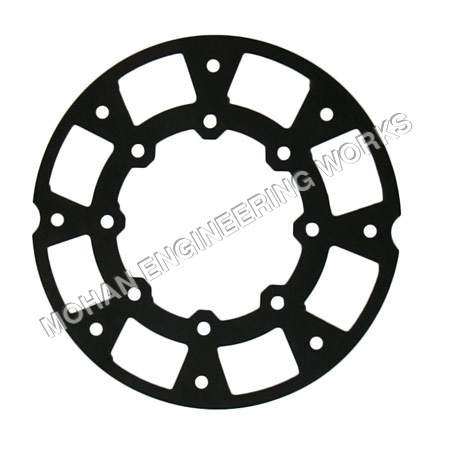 352 Clutch Plate Sheet Metal Components