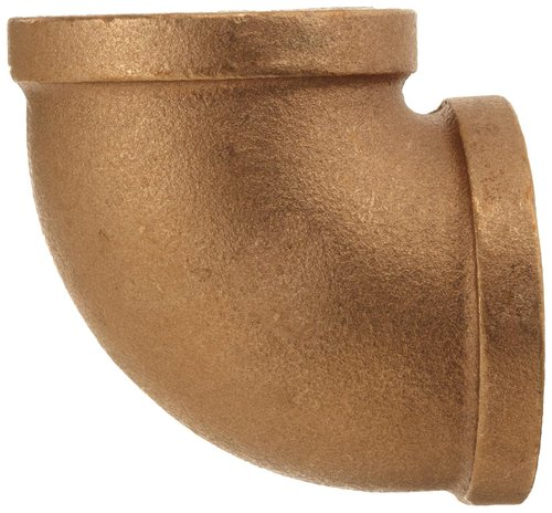 Brass Forged 90 Degree Elbow