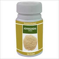 Ashwagandha Bottle