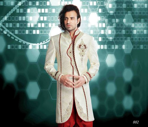 Wedding Men's Sherwani Suits
