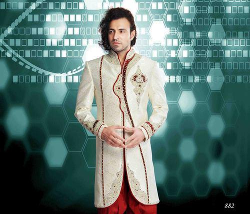 Wedding Men's Sherwani Suits