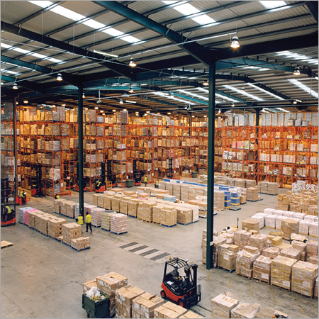 Warehouse Consolidation