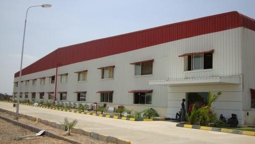 Portable Pre Engineering Building
