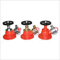 LANDING VALVE SINGLE OUTLET TYPE A FLANGED