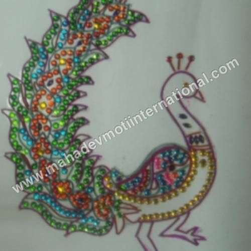 Resin Chandla Colour
