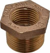 Brass Hex Reducing
