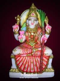 Goddess Rajarajeshwari Statue