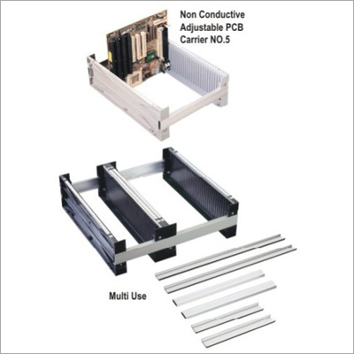 Non Conductive Adjustable PCB Carrier