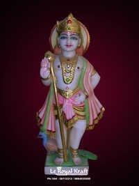 Marble Lord Murugan Statue