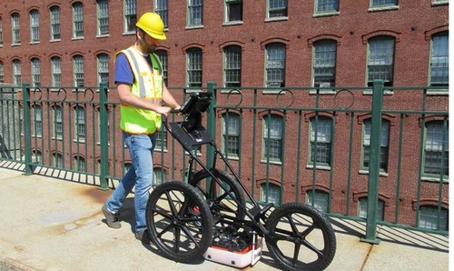 Ground Penetrating Radar- Utility Scan