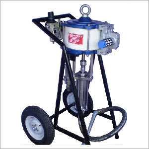 High Pressure Spray Painting Equipment