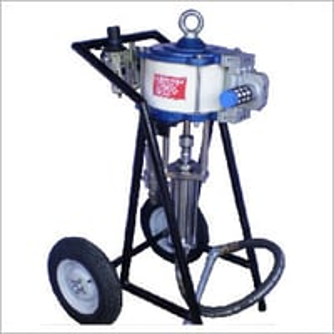 High Pressure Spray Painting Equipment