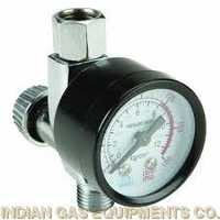 Adjustable Gas Pressure Regulato With Or W/O Gauge