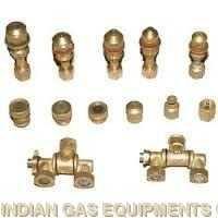 LPG Brass Hose Nozzles