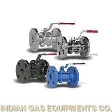 Flange Type Gas Ball Valves