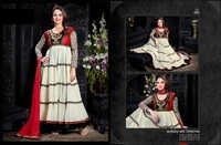 Anarkali Salwar Long Suit