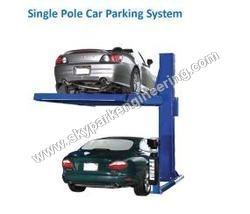Single Pole Car Park