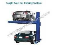 Single Pole Car Park
