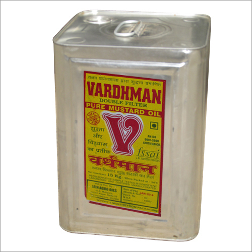 Vardhman Pure Mustard Edible Oil