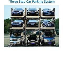 Three Step Parking System