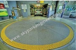 Rotary Table Parking System