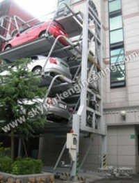 Vertical Building Parking System