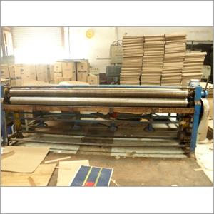 Flute Sheet Pasting Machine