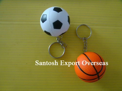Ball Key Chain