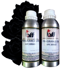 BLACK ROSE PERFUME OIL