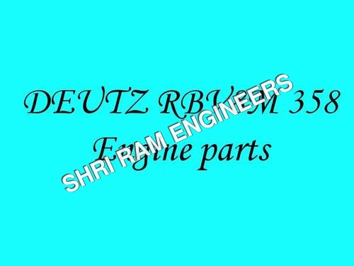 DEUTZ RBV8M 358 Engine Spares