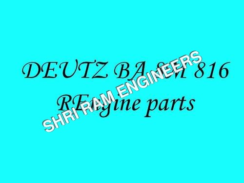 DEUTZ BA 8M 816 R Engine Spares