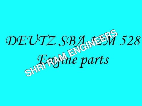 DEUTZ SBA 12M 528 Engine Spares