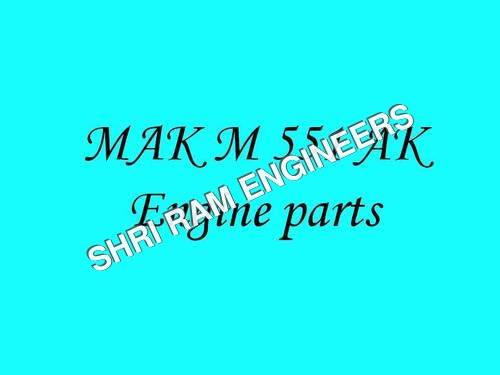 MAK M551 AK Engine Parts