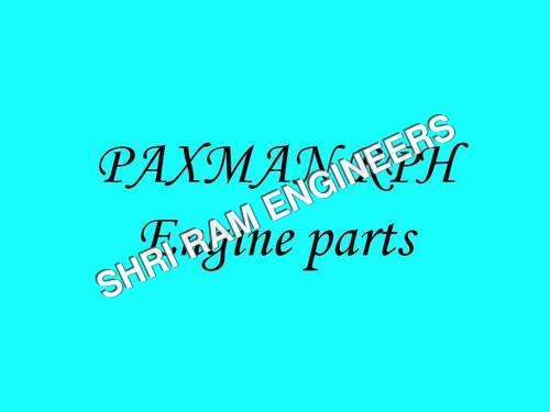 PAXMAN Engine Parts