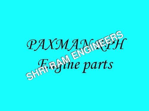 PAXMAN RPH Engine Spares