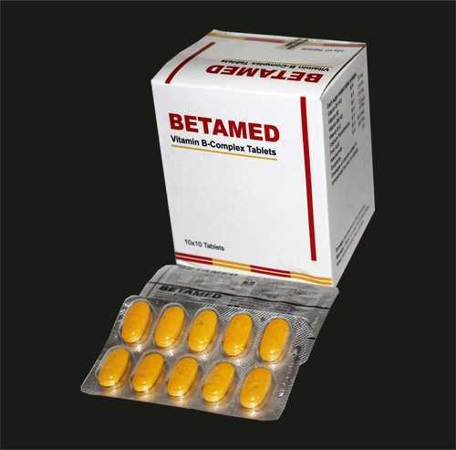 Vitamin-B Complex tablets