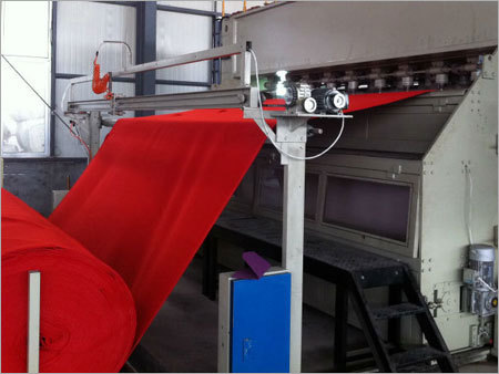 Velour Needle Punching Machine