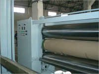 3 Roll Hot Rolling Nonwoven Machine