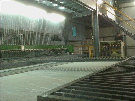 Pet Filament Continuous Geotextile Production Line