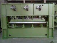 High Speed Needle Punching Machine