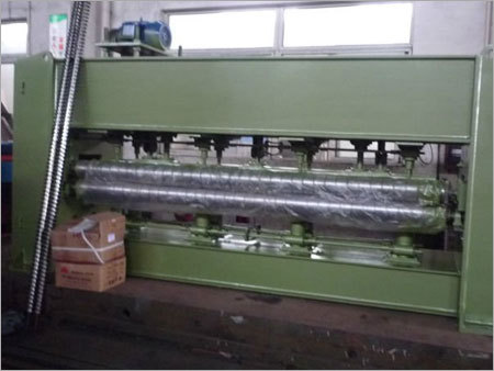 Middle Speed Needle Loom