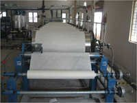 Tear Away Embroidery Backing Interlining Line