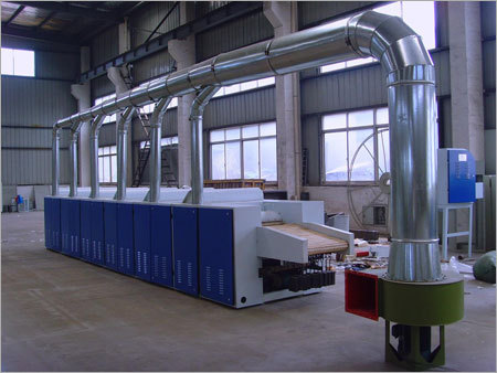 Hard Yarn Waste Recycling Line