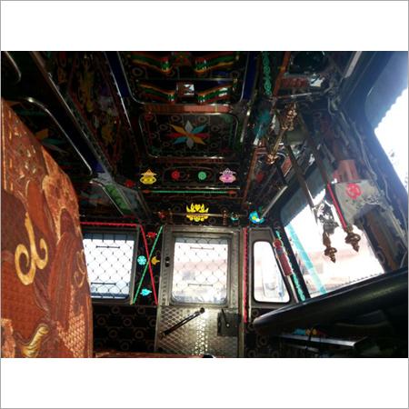 Truck Body Cabin