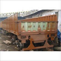 High Bed Trailer