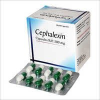 Cefalexin capsules 500 mg