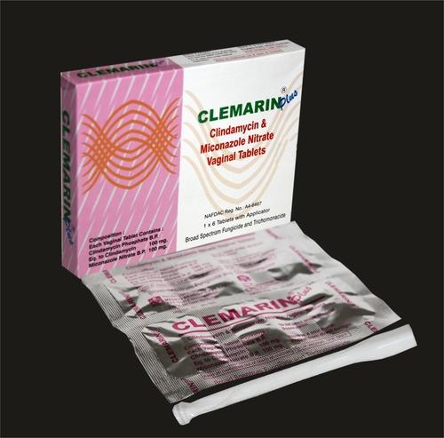 Clindamycin And Miconazole tablets